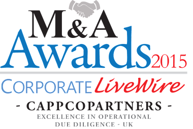Operational transformation firm Cappco Partners scoops 4 awards
